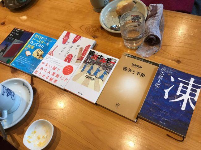 第3回 読書会レポート 2018年1月14日(日)