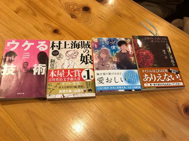 第2回 読書会レポート 2017年12月10日(日)