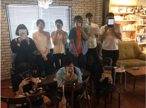 第22回 読書会レポート 2018年7月21日(土)